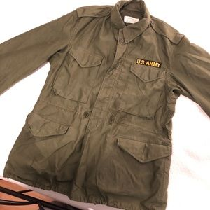 1958 US Army Military Coat